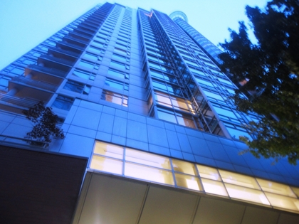 Building at 905 - 198 Aquarius Mews, Vancouver West