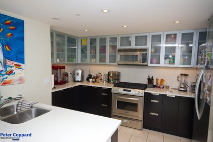 Kitchen at 3002 - 1205 West Hastings, Coal Harbour, Vancouver West