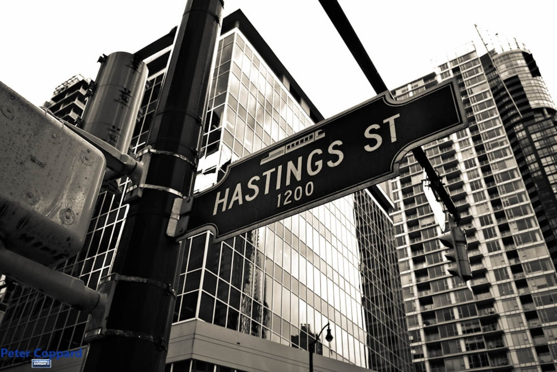 Hastings Street at 3002 - 1205 West Hastings, Coal Harbour, Vancouver West