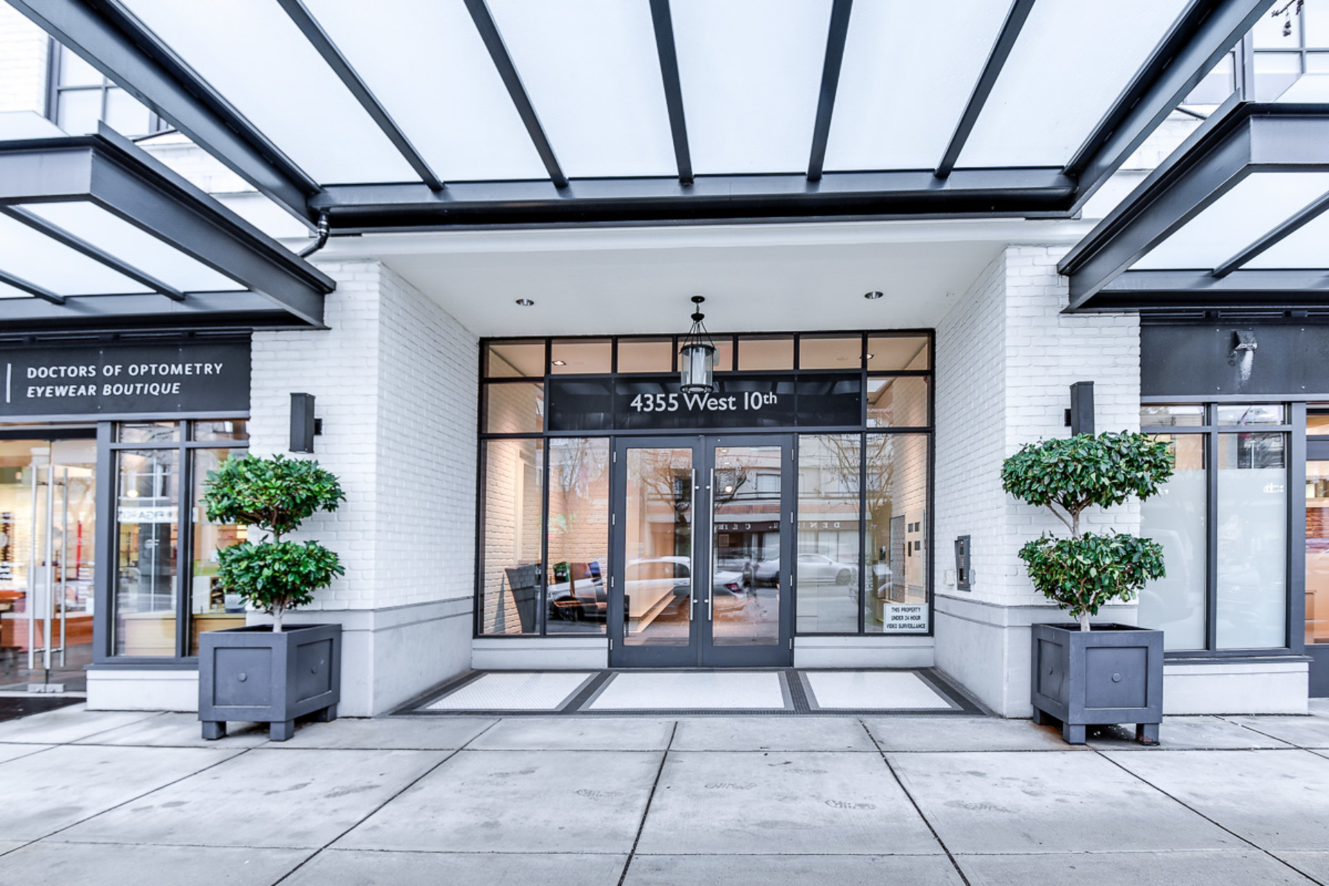 1 at 309 - 4355 W10th, Point Grey, Vancouver West