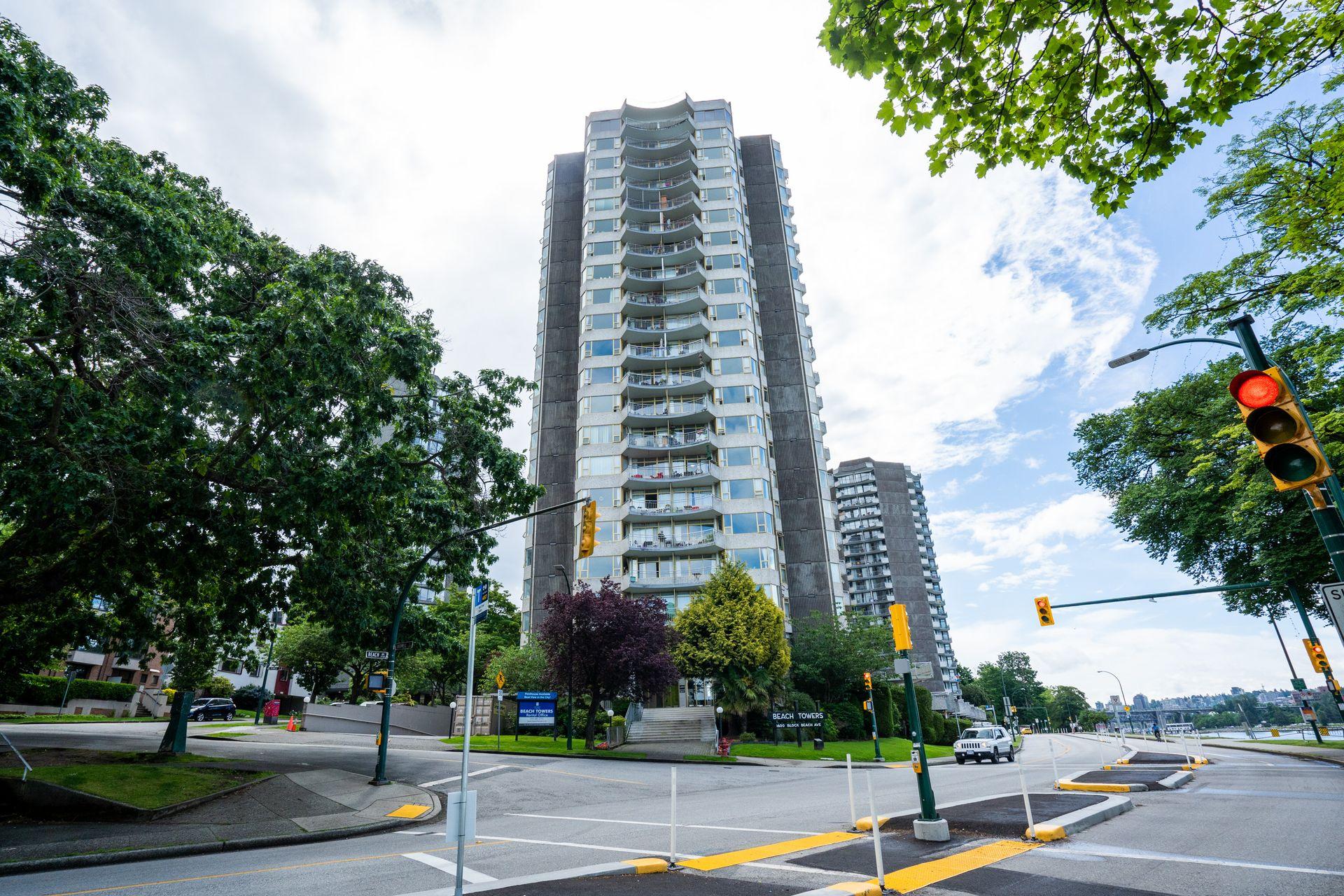 1 at 2401 - 1600 Beach Avenue, West End VW, Vancouver West