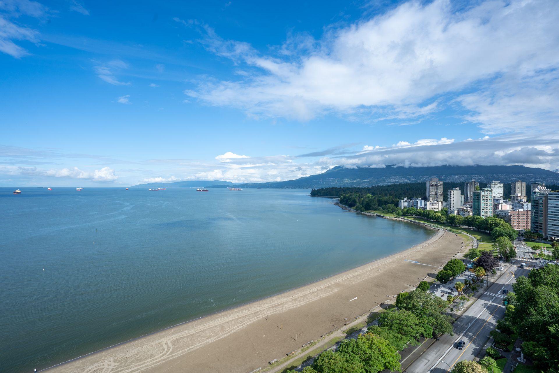 13 at 2401 - 1600 Beach Avenue, West End VW, Vancouver West