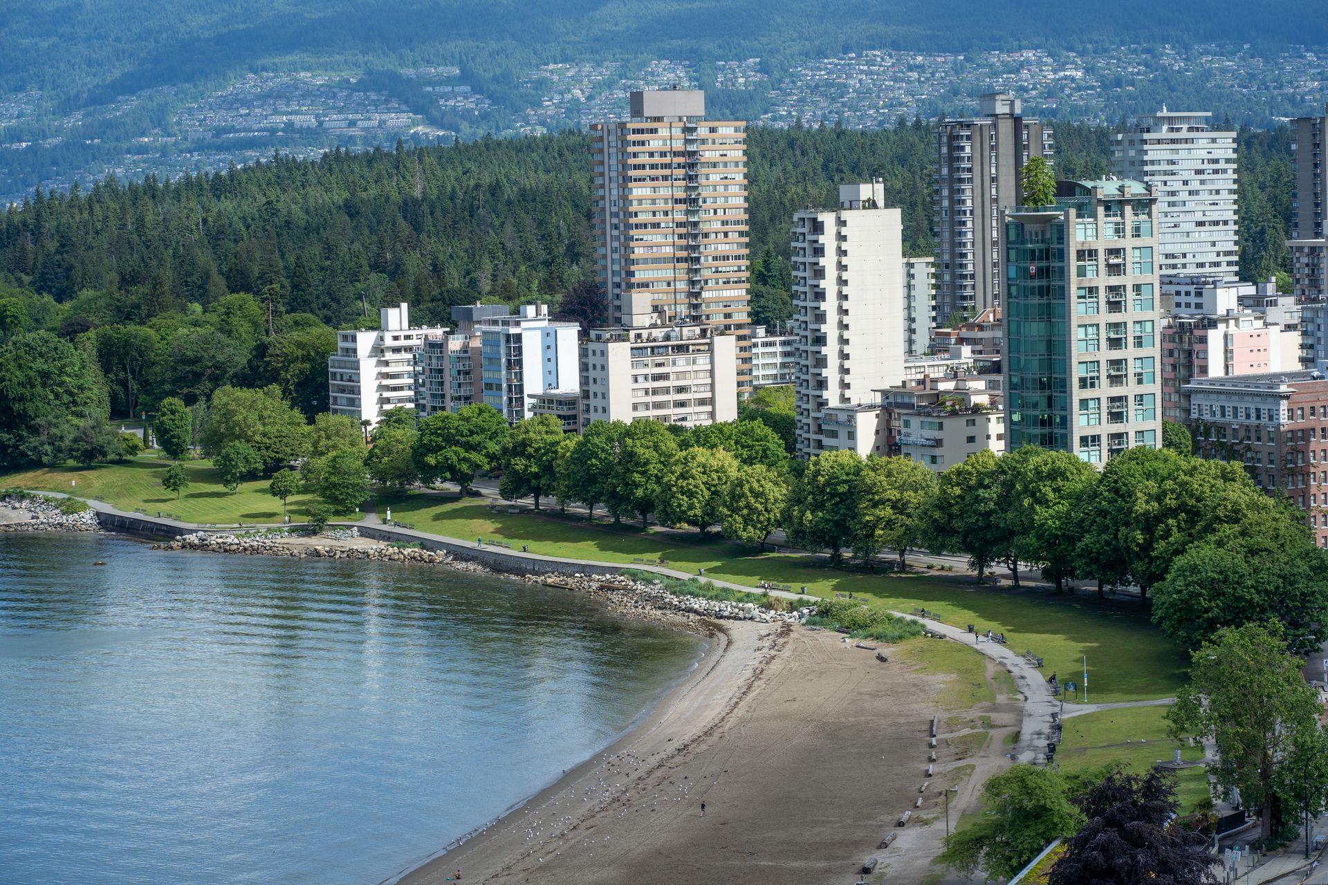 2401 - 1600 Beach Avenue, West End VW, Vancouver West