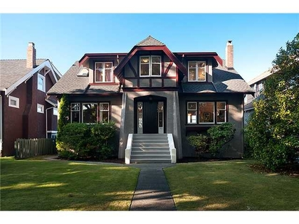 Front at 3961 W13 Avenue, Point Grey, Vancouver West