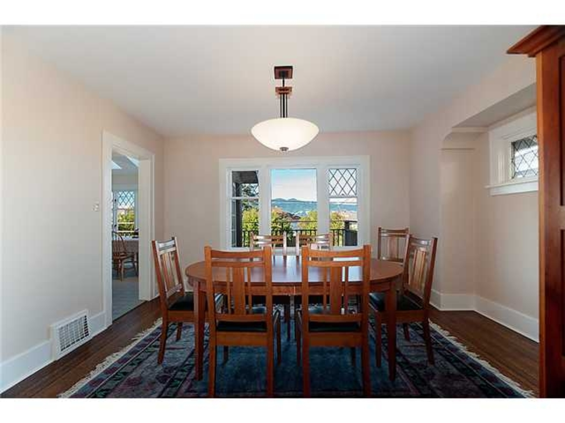 Dining Room at 3961 W13 Avenue, Point Grey, Vancouver West