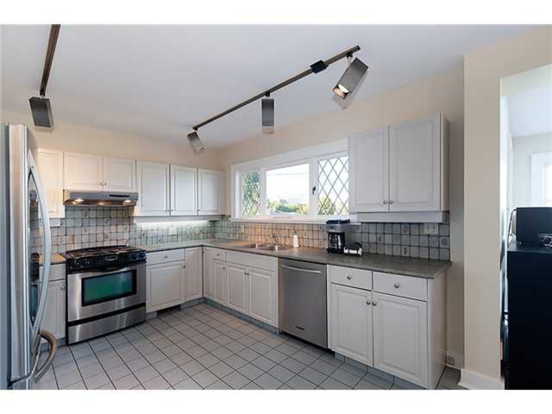 Kitchen at 3961 W13 Avenue, Point Grey, Vancouver West