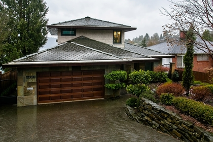 Garage at Address Upon Request, Deep Cove, North Vancouver