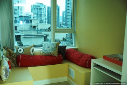 Nook at 1005 - 1383 Marinaside, Yaletown, Vancouver West