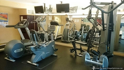 Gym at 1005 - 1383 Marinaside, Yaletown, Vancouver West