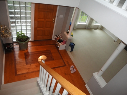 Foyer at 4679 W 12th, Point Grey, Vancouver West