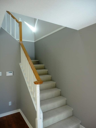 Basement Stairs at 4679 W 12th, Point Grey, Vancouver West