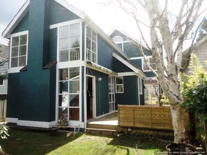 Rear at 4679 W 12th, Point Grey, Vancouver West