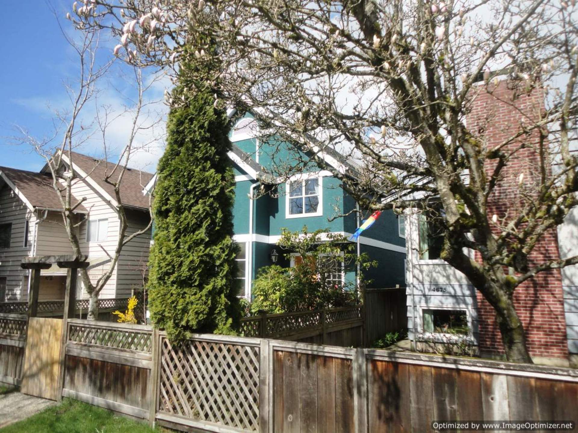 Front at 4679 W 12th, Point Grey, Vancouver West