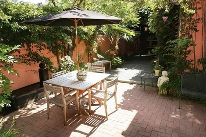 Patio at 1756 W 15th Avenue, Shaughnessy, Vancouver West