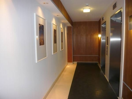 Lobby Elevators at 1015 - 7988 Ackroyd, Brighouse, Richmond