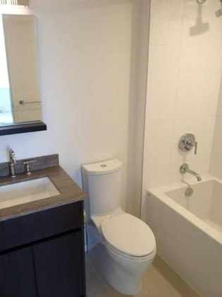 Bathroom at 1015 - 7988 Ackroyd, Brighouse, Richmond