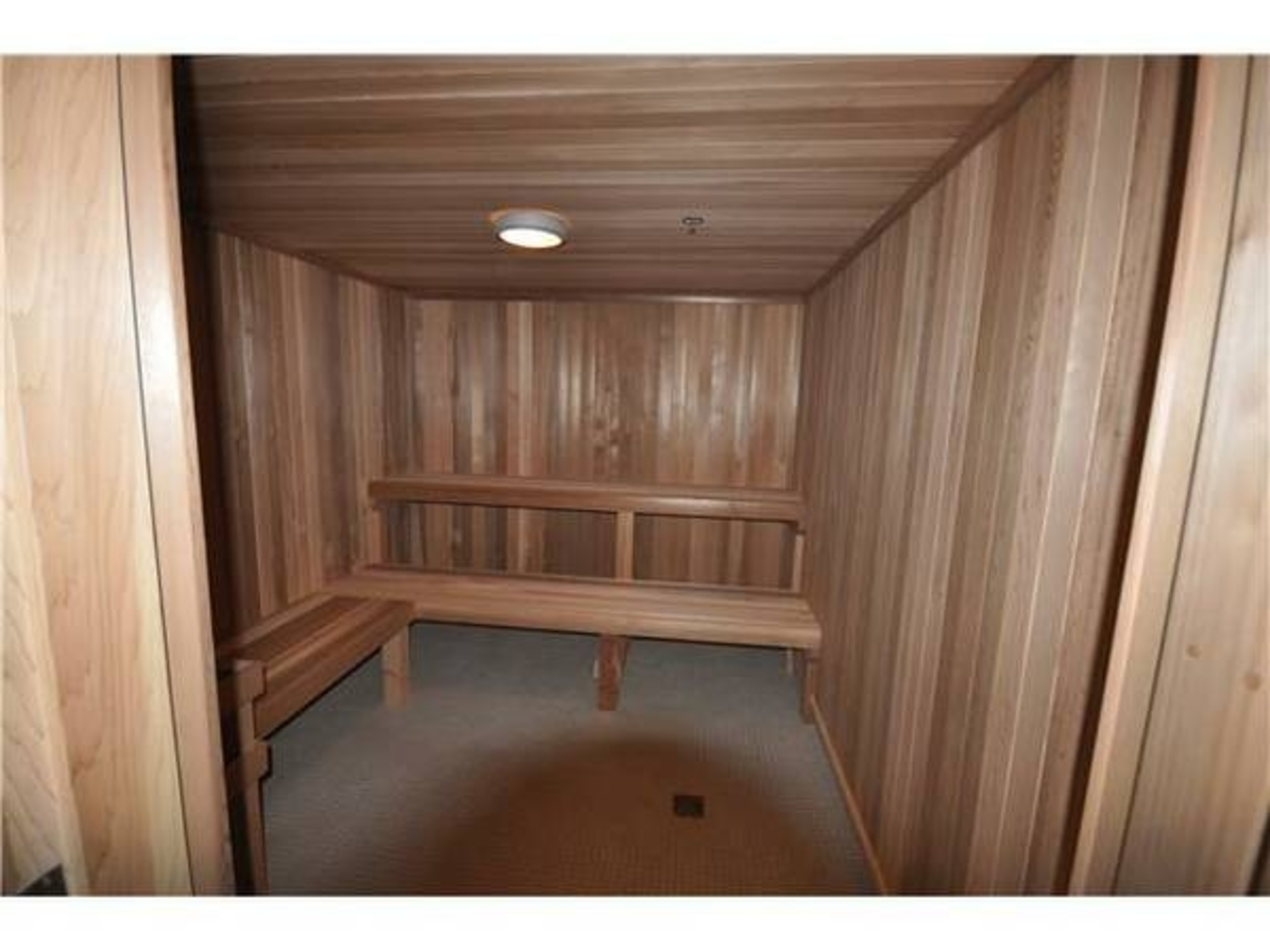 Sauna at 1015 - 7988 Ackroyd, Brighouse, Richmond