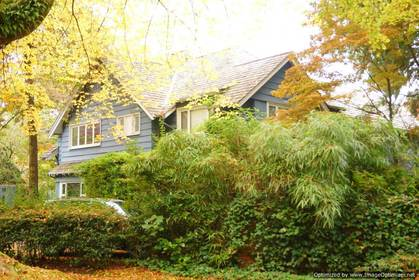 front at 1589 Marpole Avenue, Vancouver West