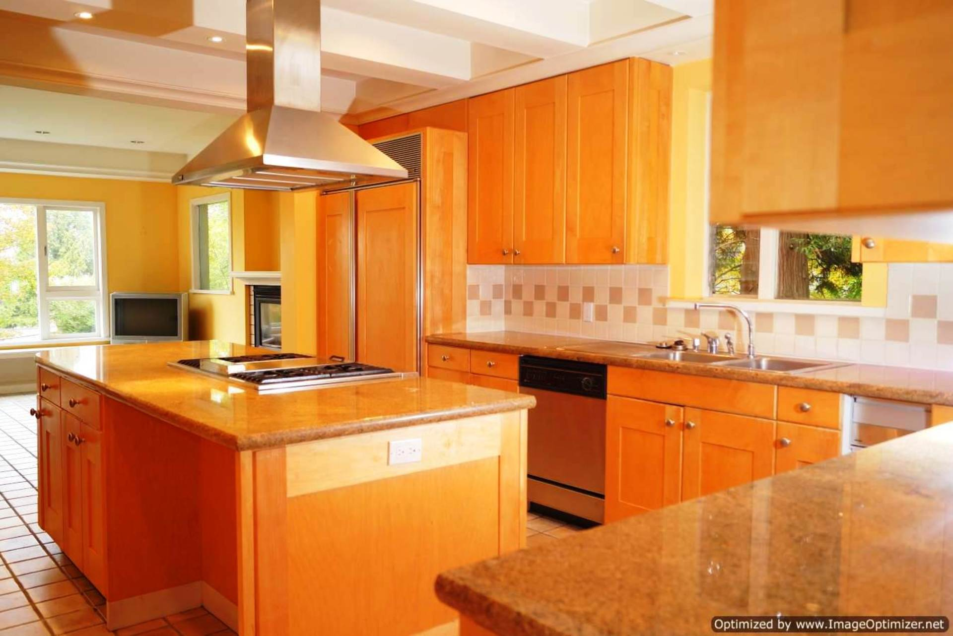Kitchen at 1589 Marpole Avenue, Vancouver West