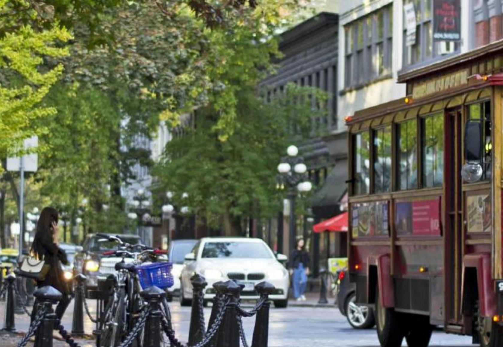 Gastown (Vancouver downtown)