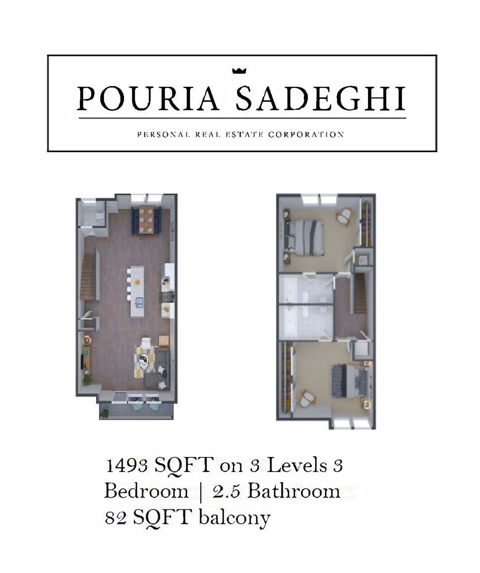 floor-plan at 11 - 115 W Queens Road, Upper Lonsdale, North Vancouver