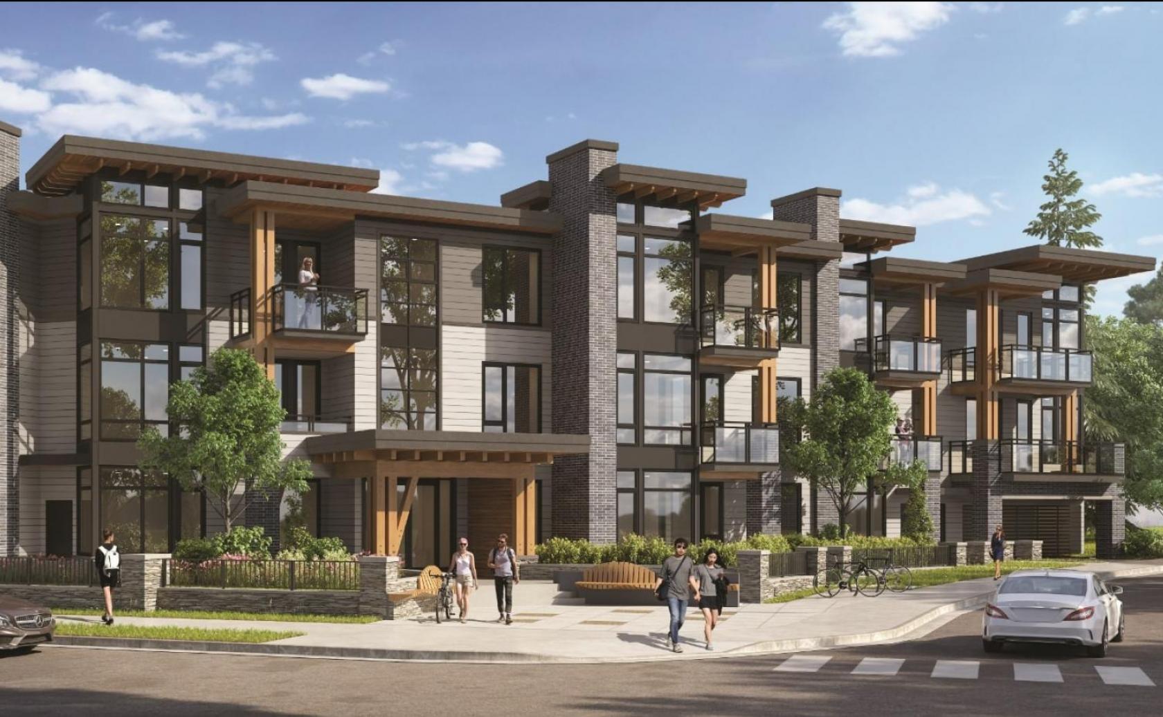 209 - 3095 Crescentview Drive, Edgemont, North Vancouver