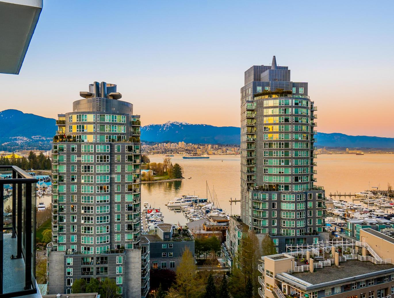 1403 - 620 Cardero, Coal Harbour, Vancouver West 3