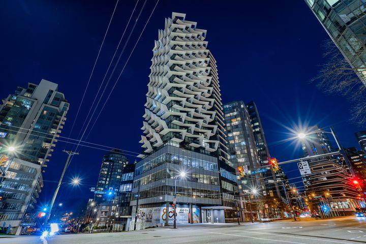 unit-1403-620-cardero-street-vancouver-1 at 1403 - 620 Cardero, Coal Harbour, Vancouver West