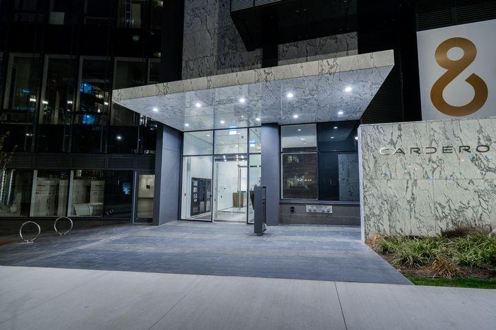 unit-1403-620-cardero-street-vancouver-6 at 1403 - 620 Cardero, Coal Harbour, Vancouver West