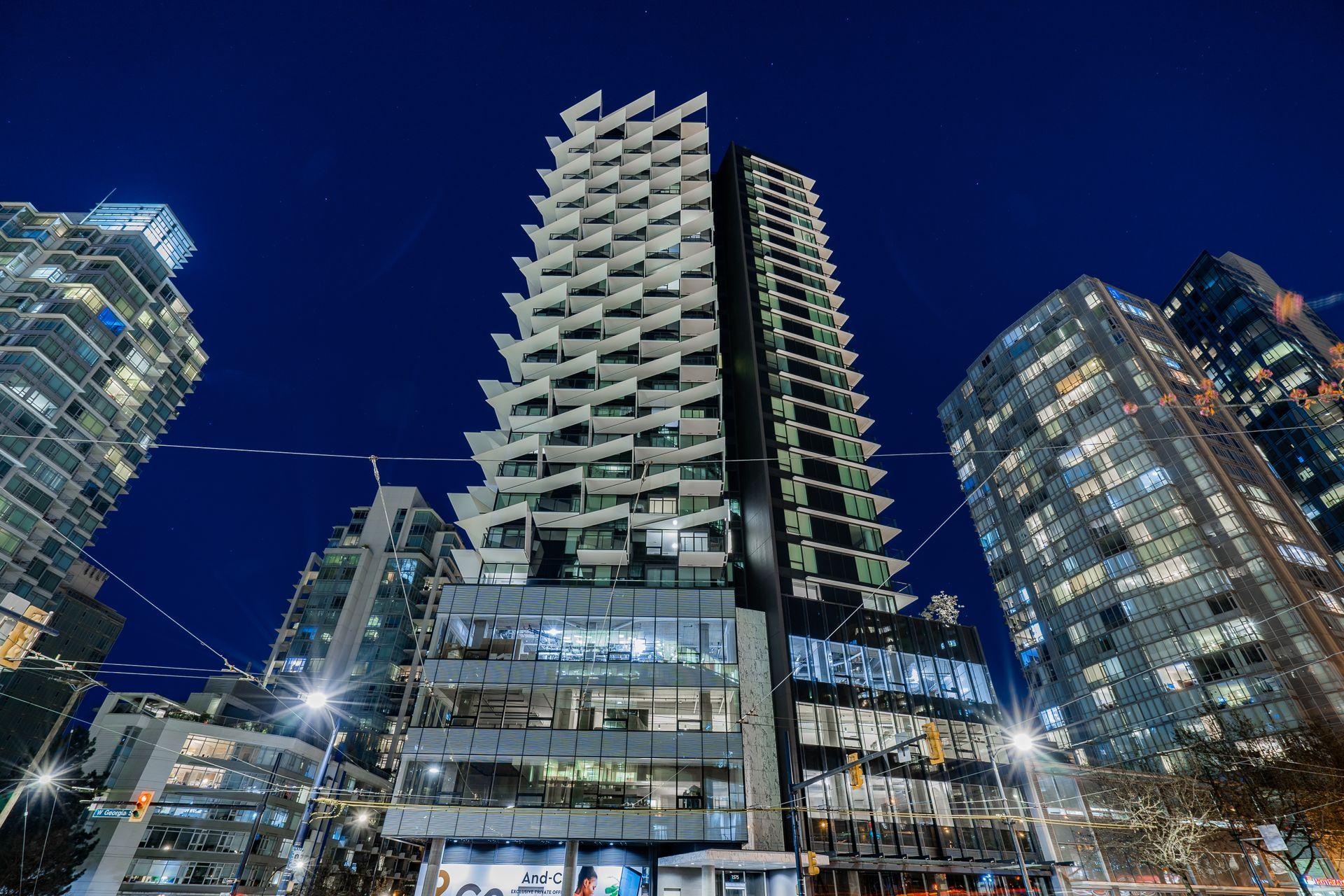 unit-1403-620-cardero-street-vancouver-3 at 1403 - 620 Cardero, Coal Harbour, Vancouver West