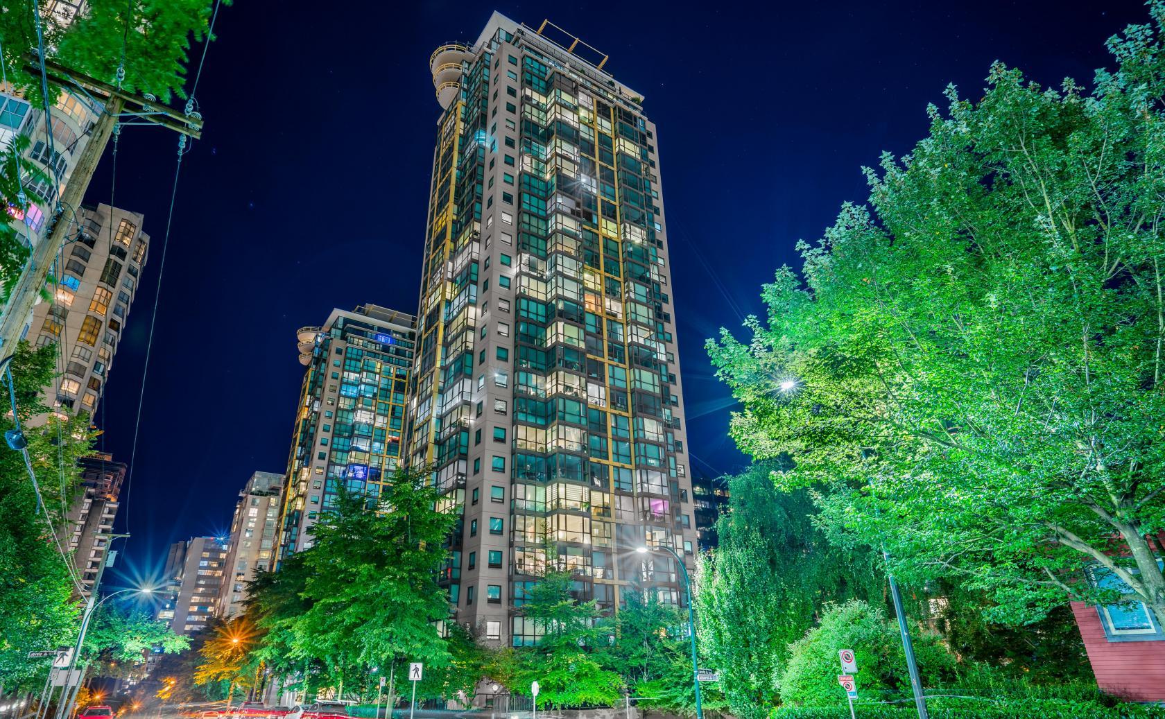 3202 - 1331 Alberni Street, West End VW, Vancouver West