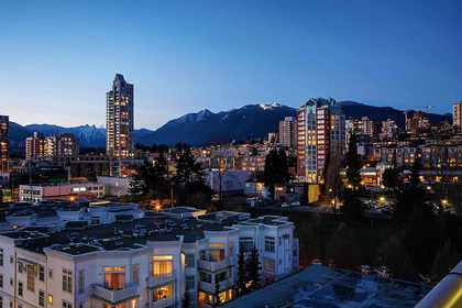 at 1207 - 188 East Esplanade, Lower Lonsdale, North Vancouver