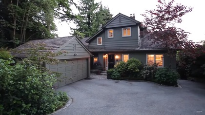 1 at 3542 Creery Avenue, West Bay, West Vancouver