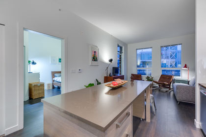 308 - 105 W 2nd Street, Lower Lonsdale, North Vancouver 3