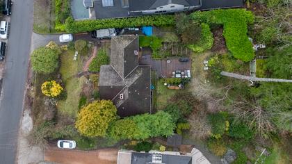 449-hillcrest-st-aerial-360hometours-19 at 449 Hillcrest Street, Westmount WV, West Vancouver