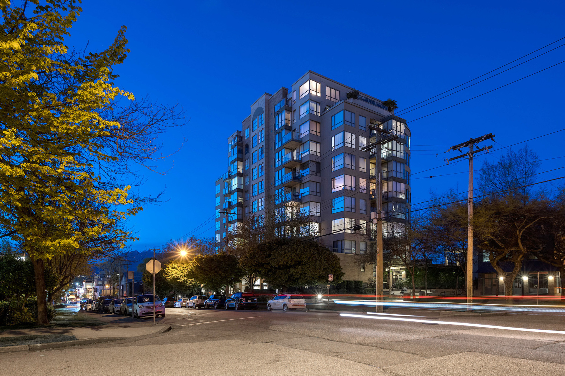 407-222 at 407 - 2288 Pine Street, Fairview VW, Vancouver West