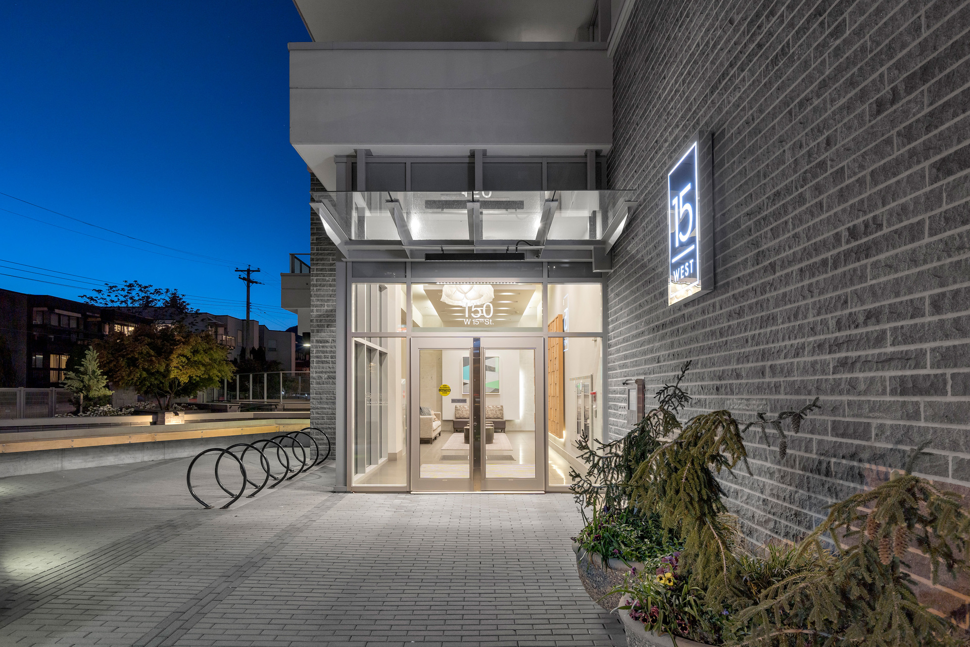 407-150-15th-st-w-360hometours-04 at 407 - 150 W 15th Street, Central Lonsdale, North Vancouver