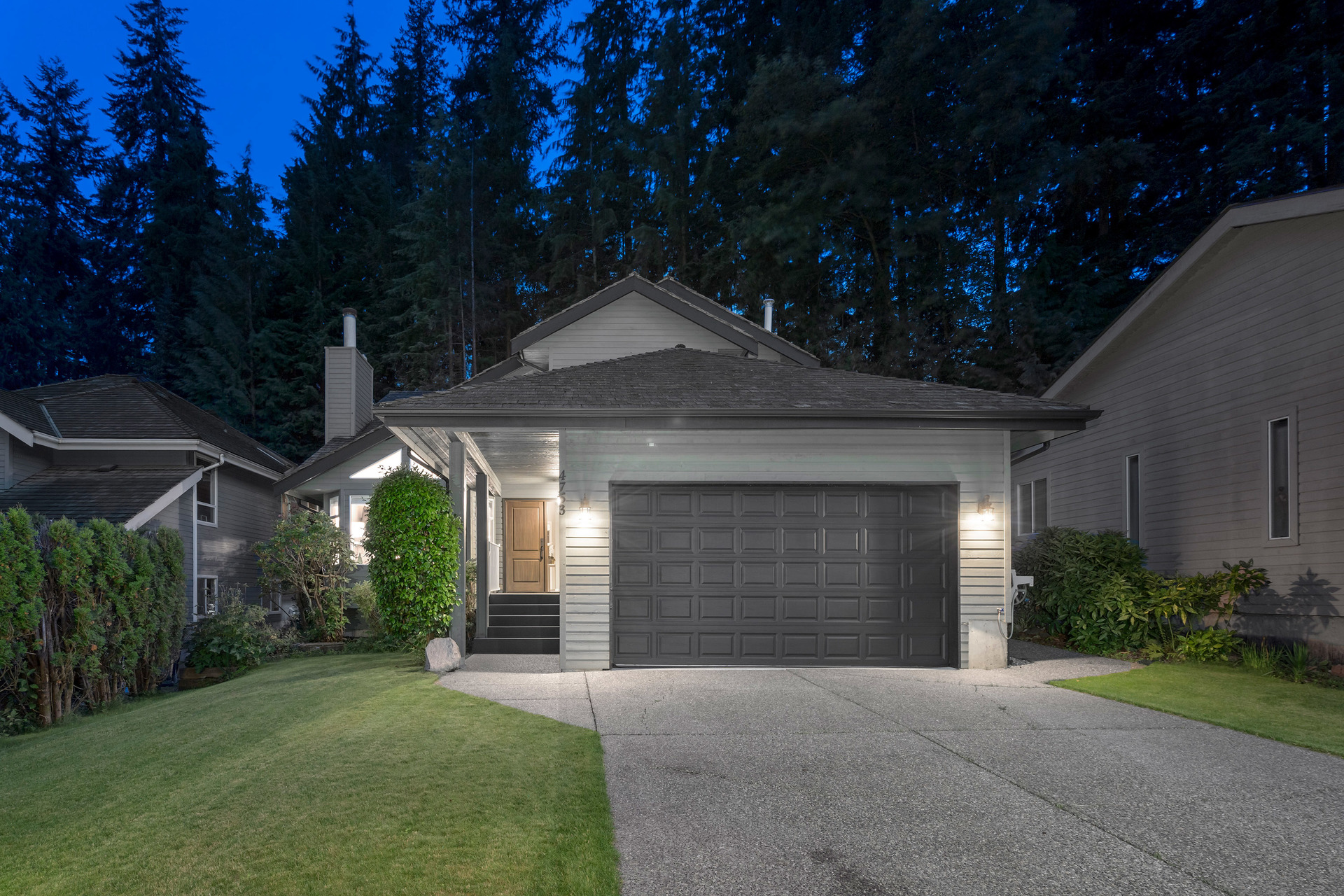 4753-w1 at 4753 Woodrow Crescent, Lynn Valley, North Vancouver