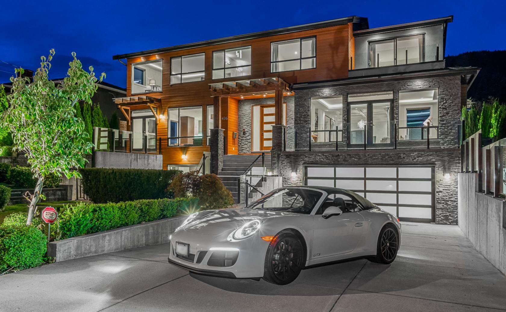 496 Saville Crescent, Upper Delbrook, North Vancouver