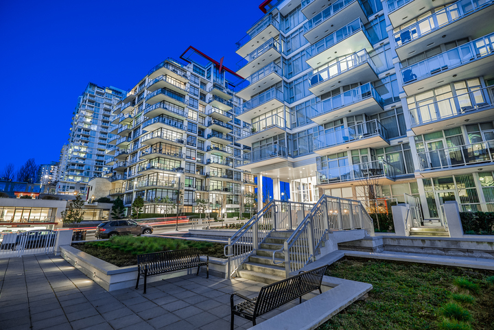 unit-601-185-victory-ship-way-north-vancouver-3 at 601 - 185 Victory Ship Way, Lower Lonsdale, North Vancouver