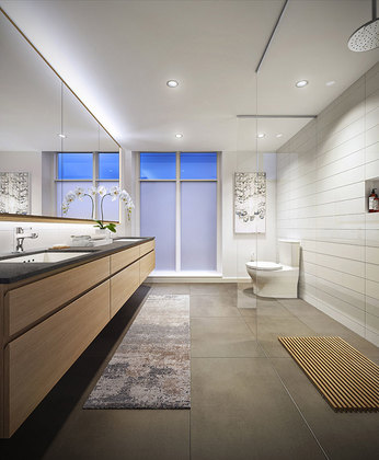 ensuite720 at 1555 W 8th Street, Point Grey, Vancouver West