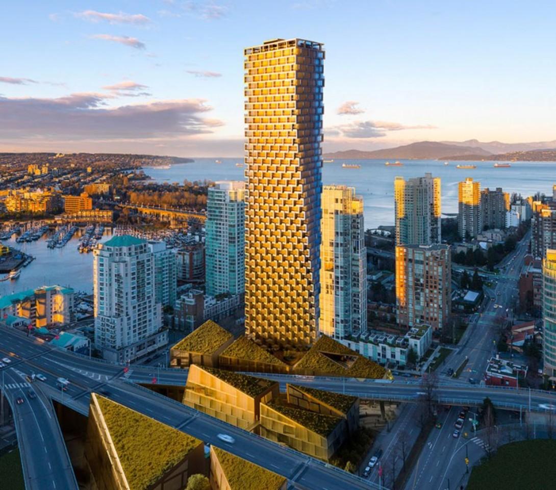 1480 Howe Street, Yaletown, Vancouver West