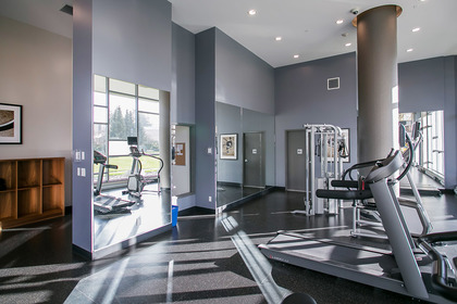 gym at 4880 Bennett Street, Metrotown, Burnaby South