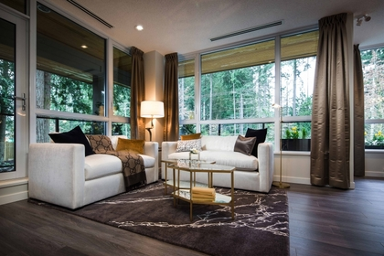2 at 3093 Windsor Gate, New Horizons, Coquitlam