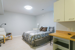 bsmt-bdrm at 4737 Cedarglen Place, Greentree Village, Burnaby South