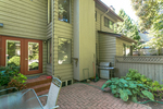 patio at 4737 Cedarglen Place, Greentree Village, Burnaby South