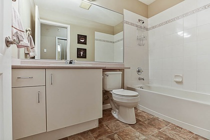 bathroom at #106 - 15298 20 Avenue, King George Corridor, South Surrey White Rock