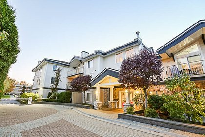 building-exterior at #106 - 15298 20 Avenue, King George Corridor, South Surrey White Rock