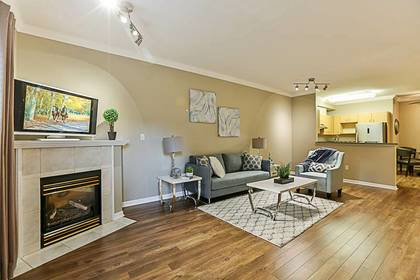 living-rm-4 at #106 - 15298 20 Avenue, King George Corridor, South Surrey White Rock