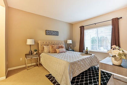 master-bdrm at #106 - 15298 20 Avenue, King George Corridor, South Surrey White Rock